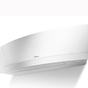 Daikin EMURA FTXG25LW(S) + RXLG25M šilumos siurblys oras - oras, šildymas 4,4 kW