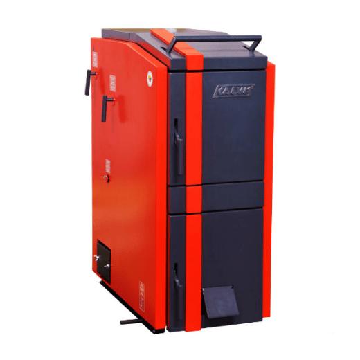 Plieninis kieto kuro katilas Kalvis K-2-30 30 kW