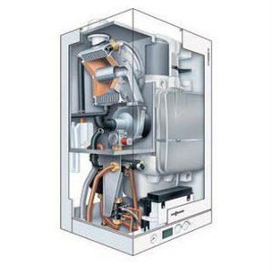 Viessmann VITODENS 111-W nuo 47 iki 350 kW katilo vidinė schema