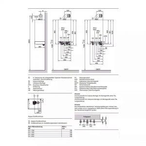Vitodens-200-W-techninė schema