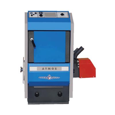 Granulinis katilas Atmos D21P 19,5 kW - be granulių degiklio