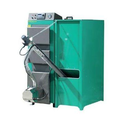 Granulinis (kombinuotas) katilas Moderator Unica Vento Bio 35 kW