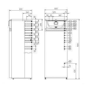 Immergas Hercules Condensing 26 3 ErP schema