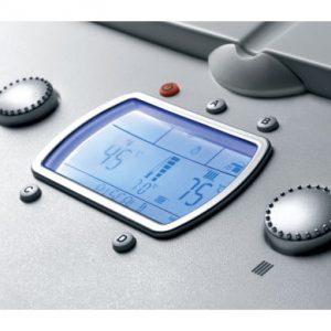 Dujinio kondensacinio katilo Immergas Victrix Superior Top 32 X 2ErP valdiklis
