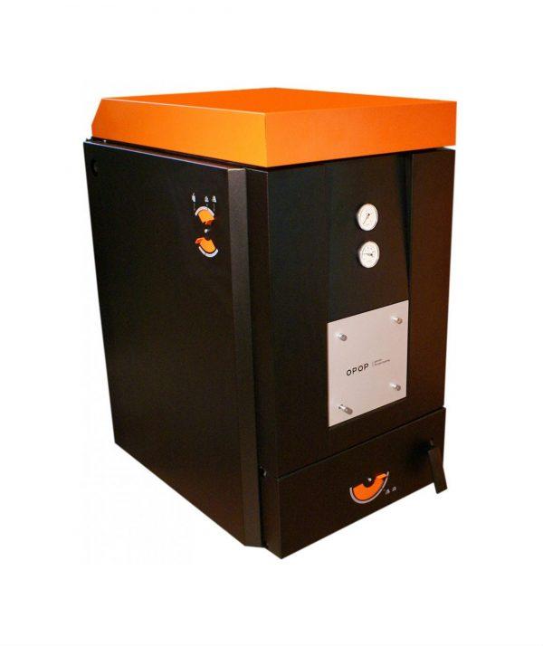 Plieninis universalus kieto kuro katilas OPOP H 420EKO 17-20 kW