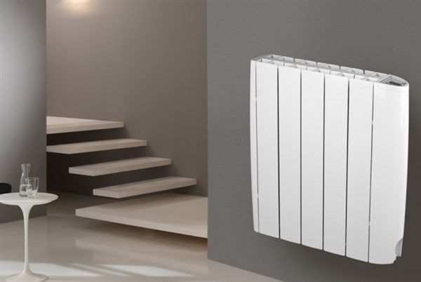 Deltacalor Digital radiatorius. Elektrinis