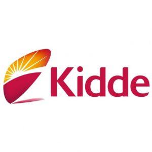 Kidde gamintojo logotipas
