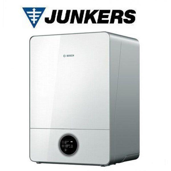 Kondensacinis dujinis katilas BOSCH CONDENS GC9000iW 40 šildymas 40 kW prie boilerio