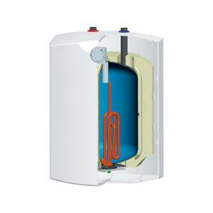 Gorenje vandens šildytuvas GT , pakabinamas, elektrinis, pjūvis. Katilas.lt