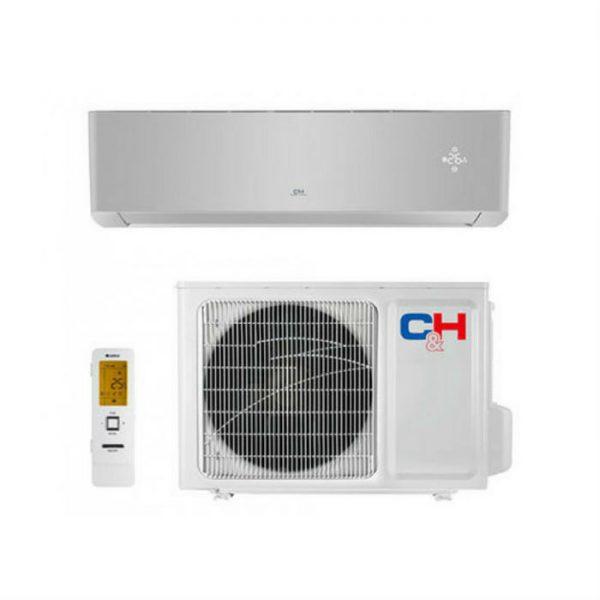 Cooper&Hunter Supreme Silver CH-S24FTXAM2S-SC oro kondicionieriai/šilumos siurbliai šildymas 7,03 kW