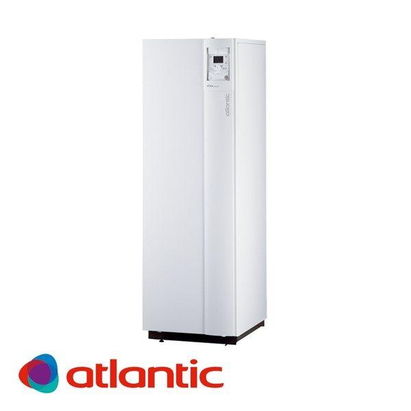 Atlantic Alfea Excellia DUO A.I. TRI 14 šilumos siurbliai oras - vanduo su integruota 190l talpa šildymas 13 kW trifazis