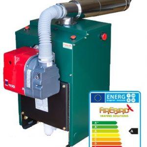 Skysto kuro kondensacinis katilas FIREBIRD ENVIROMAX POPULAR 73 - 100 kW