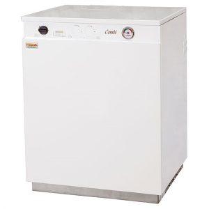 Skysto kuro kondensacinis katilas FIREBIRD ENVIROMAX Combi 20 - 26 kW karšto vandens ruošimas ir šildymas viename įrenginyje