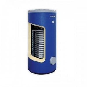 Galmet SGW(S) MAXI vandens šildytuvas šilumos siurbliams (padidinto galingumo šilumokaitis) 400L