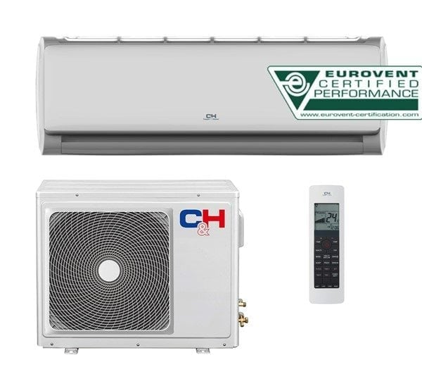 Cooper&Hunter TERRA Inverter CH-S18FHCP oro kondicionieriai/šilumos siurbliai 6,0 kW