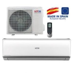 HTW Inverter HTWS071IX90 oro kondicionieriai/šilumos siurbliai šildymas 7,25 kW