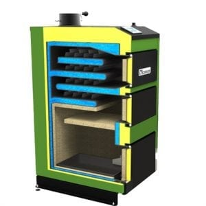 Granulinis katilas Kamen Pellet Kompakt 10 kW