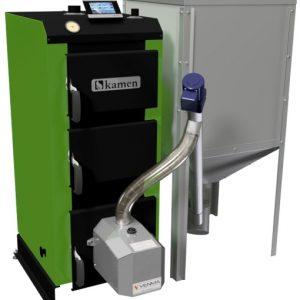 Granulinis katilas Kamen Pellet Plus 100 kW