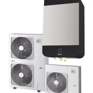 Neoré 11TG MINI šilumos siurbliai oras - vanduo šildymas 10 kW