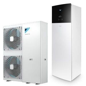 Daikin ALTHERMA 3 EPGA11DV+EAHV16S18D9W 11,1 kW 9 kW el. tenu, 180l talpa