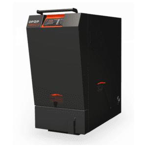 Dujų generacinis kieto kuro katilas OPOP H4EKO-D 16 kW