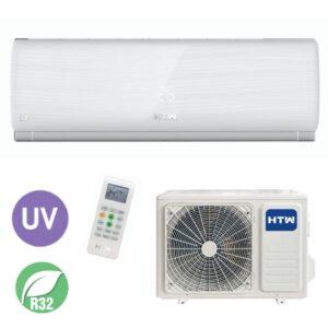Oro kondicionierius/šilumos siurblys oras-oras PURE LIGHT UV HTWS026PLUV